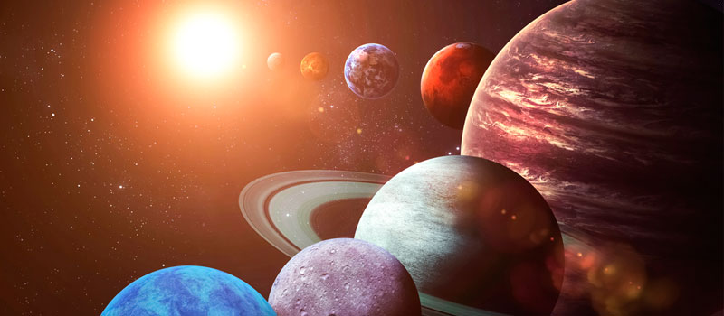 двусторонний фото планет в космосе и названия среди китайских