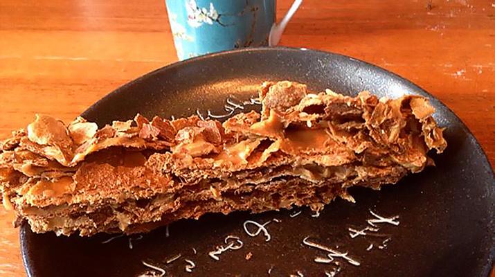 блюда из вареной сгущенки рецепт с фото вымершие