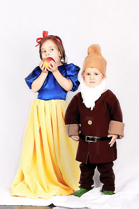 Конкурс детских костюмов от компании