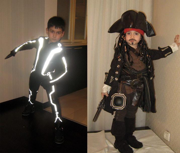 Костюм пирата своими руками из подручных материалов 4