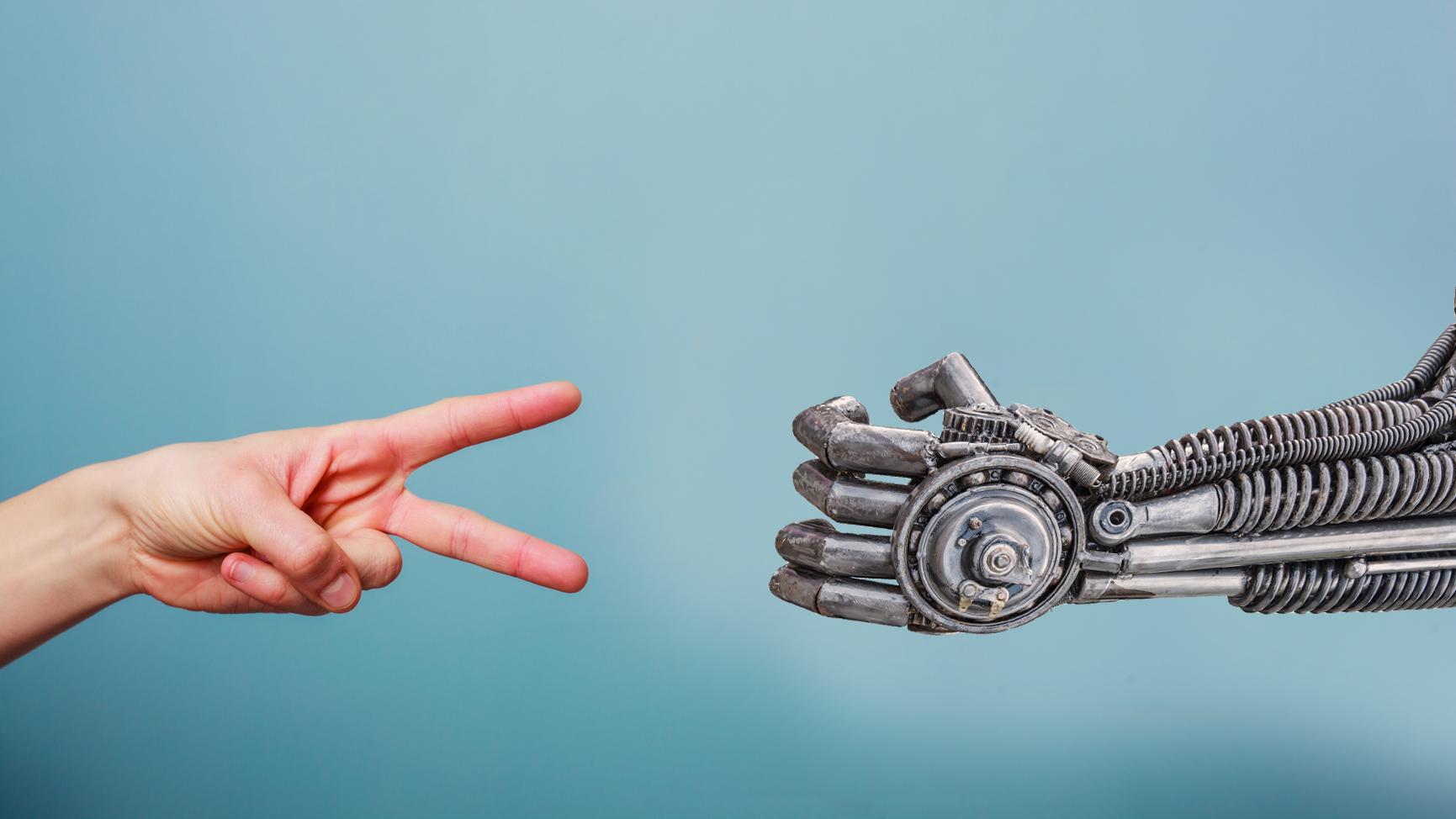 Картинки рук роботов