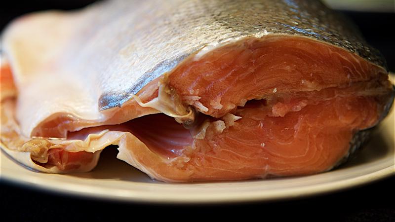 Как быстро засолить красную рыбу в домашних условиях рецепт