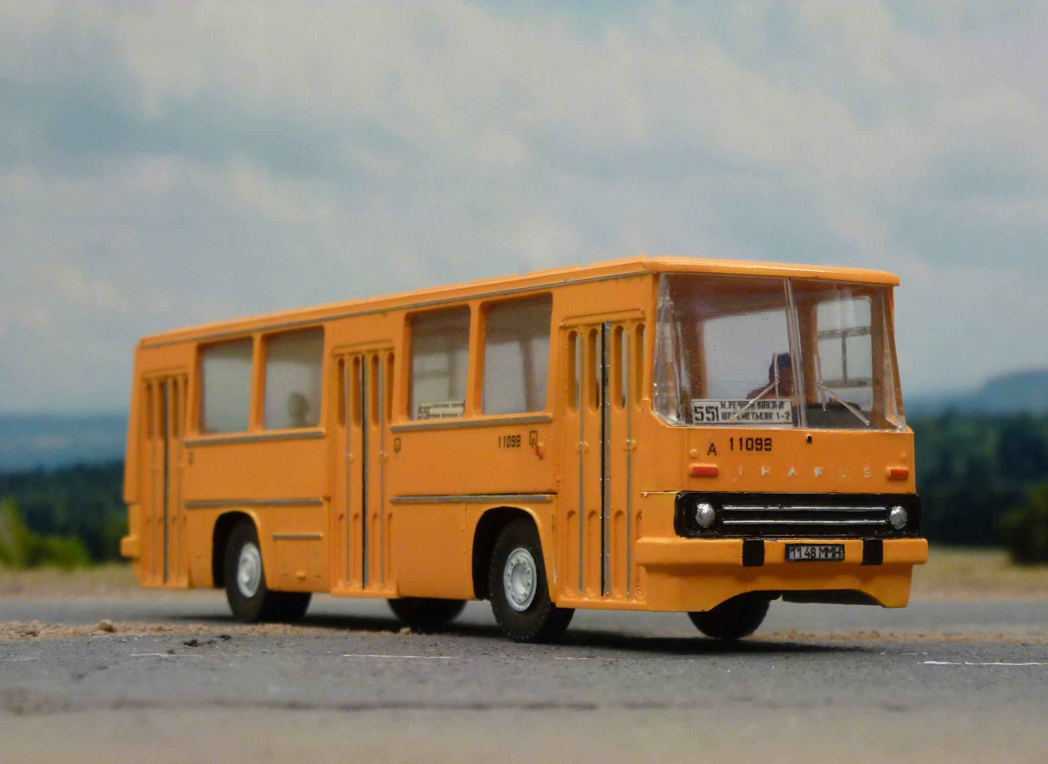 автобусы икарус все модели фото самой