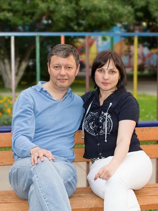 Молодая пара ищет взрослую пару для группового секса