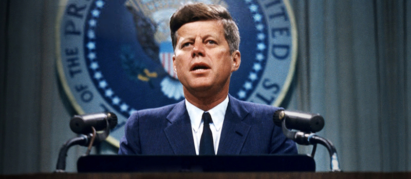 president kennedy research paper